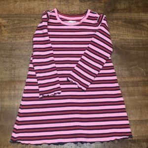 Toddler strip dress